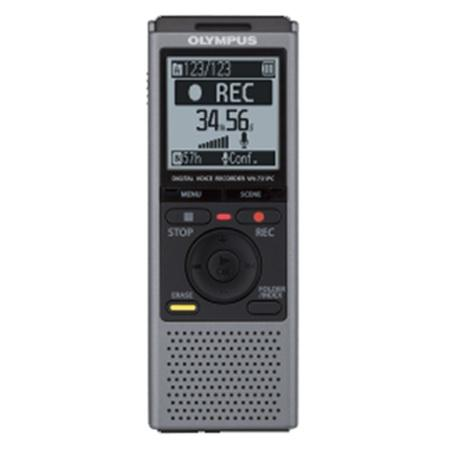 Цифровой диктофон Olympus WS-806 4Гб синий диктофон olympus ws 853 black