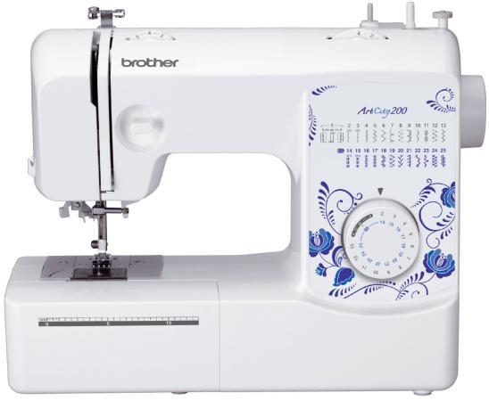 Швейная машина Brother ArtCity 200 белый brother nx 200
