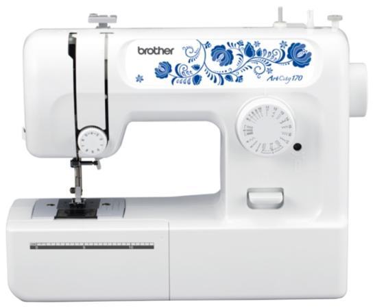Швейная машина Brother ArtCity 170S белый