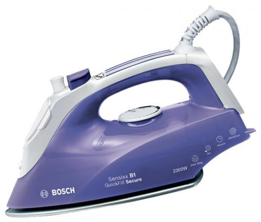 Утюг Bosch TDA 2680 2300Вт фиолетовый утюг bosch tda 3024010