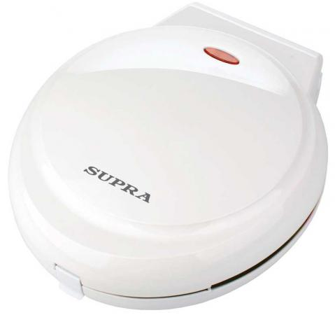 Вафельница Supra WIS-222 белый электровафельница supra wis 333