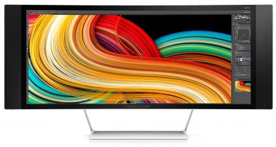 Монитор 34 HP Z34c серебристый VA 3440x1440 350 cd/m^2 8 ms HDMI DisplayPort Аудио M1P00AA монитор 34 asus mx34vq черный va 3440x1440 300 cd m^2 4 ms hdmi displayport аудио