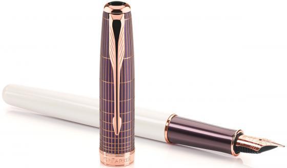 Перьевая ручка Parker Sonnet F536 Contort Purple Cisele F 1930055 high quality 6 25x56sff side foucs rifle scope pp1 0202