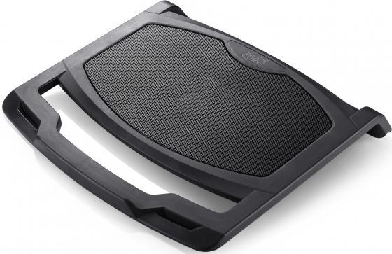 """все цены на Подставка для ноутбука 15.6"""" Deepcool N400 340x308x50mm USB 460g 21dB черный онлайн"""