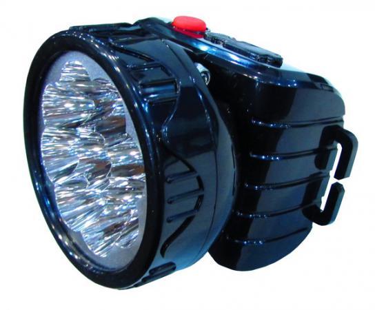 Фонарь ТРОФИ TG9 светодиодный налобный черный фонарь трофи ta12 светодиодный черный