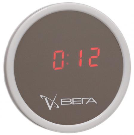 Часы настольные Вега HS 2109 белый часы настольные вега hs 2722