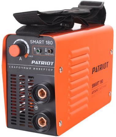 Аппарат сварочный Patriot SMART 180 MMA patriot wm 160at mma