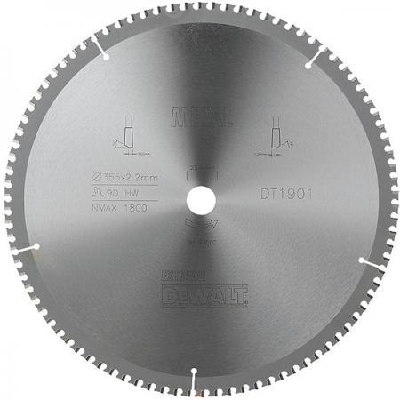 Пильный диск DeWalt DT 1902