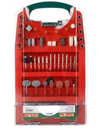 Набор аксессуаров Hammer Flex 219-002 MD AC - 2  для мини дрелей 137шт 44710 триммер hammer flex etr30