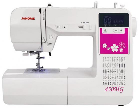 Швейная машина Janome 450MG белый black cohosh extract 450mg x 90capsule free shipping