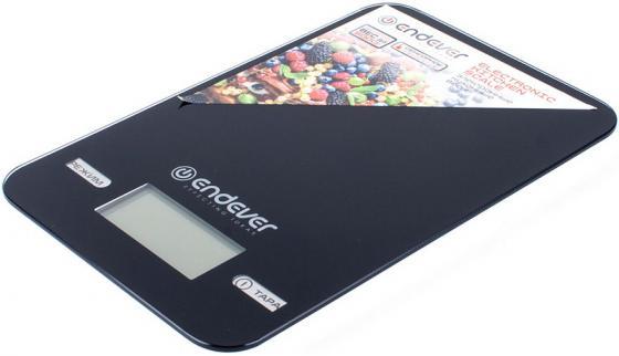 Весы кухонные ENDEVER Skyline KS-527 чёрный цена и фото