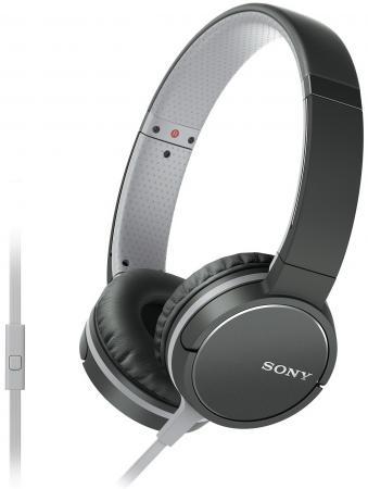 Наушники Sony MDR-ZX660 черный стоимость