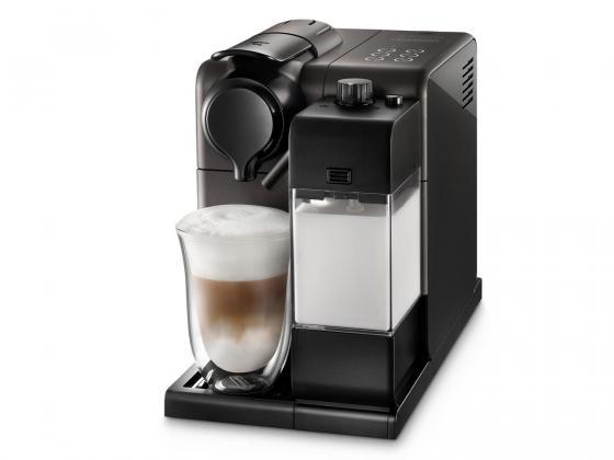 Кофеварка DeLonghi EN 550W 1400 Вт черный цена