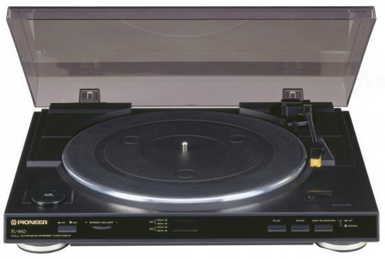 Проигрыватель винила Pioneer PL-990 черный pioneer pl 990 black