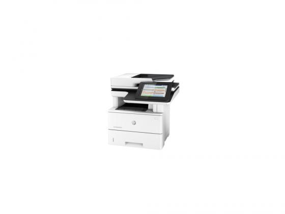 МФУ HP LaserJet Enterprise M527c F2A81A ч/б A4 43ppm 1200x1200dpi Duplex Ethernet USB цена