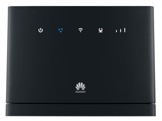 Беспроводной маршрутизатор Huawei B315s-22 802.11bgn 150Mbps 2.4 ГГц 4xLAN USB RJ-11 Разъем для SIM-карты черный купить шины 315 80 22 5