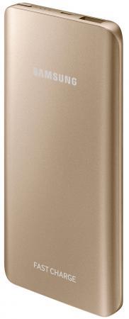 все цены на Портативное зарядное устройство Samsung EB-PN920UFRGRU 5200mAh универсальный microUSB золотистый онлайн