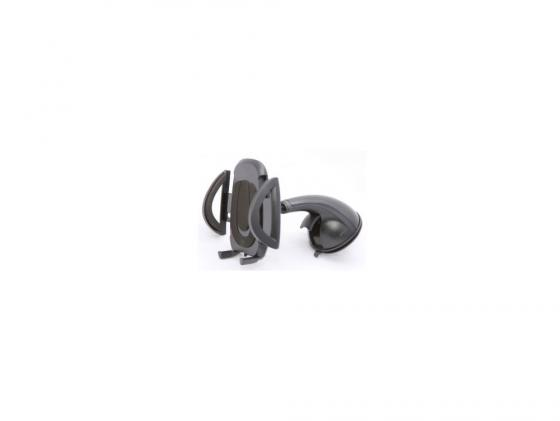 Автомобильный держатель Wiiix HT-04gl черный автомобильный держатель wiiix ht 11v черный