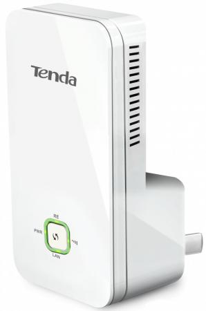 Ретранслятор Tenda A300 802.11n 300Mbps 2.4ГГц tenda s105