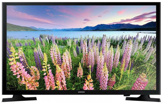 Телевизор LED 40 Samsung UE40J5200AUX черный 1920x1080 Smart TV Wi-Fi USB RJ-45