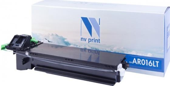 Картридж NV-Print AR016LT для Sharp AR 5016/5120/5316/5320 черный 15000стр тонер sharp ar016rt ar016t для ar5015 ar5120 ar5316 ar5320 черный ar016lt 16000стр