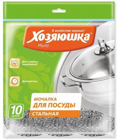 Мочалка для посуды Хозяюшка Мила 02014-50 от Just.ru