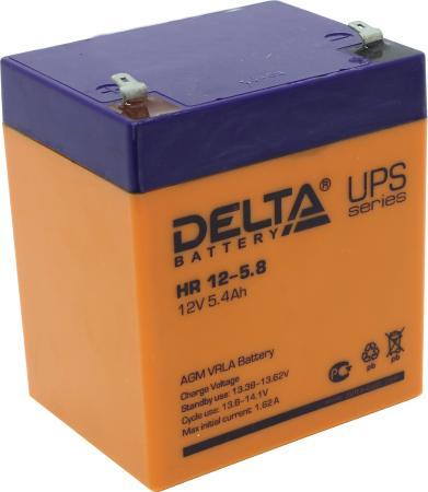 Купить Батарея Delta HR 12-5.8 5.8Ач 12B