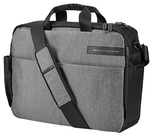 Сумка для ноутбука 15.6 HP Signature II Topload серый L6V65AA сумка для ноутбука 15 6 hama florence ii полиэстер серый 00101569