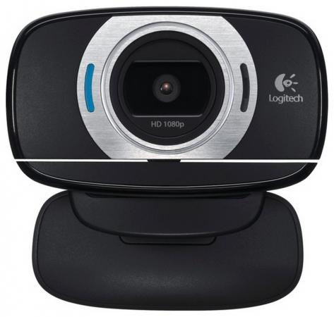 Веб-Камера Logitech Webcam C615 960-001056