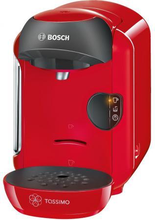 Кофемашина Bosch TAS1253 1300 Вт красный кофемашина bosch tas4504 1300 вт белый