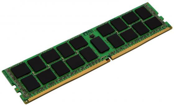 Оперативная память 32Gb (1x32Gb) PC4-17000 2133MHz DDR4 DIMM ECC Buffered CL15 Kingston KVR21R15D4/32 цена и фото