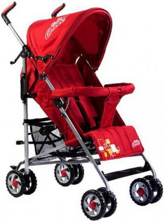 Коляска-трость Baby Care In City (red) baby care variant 4 red