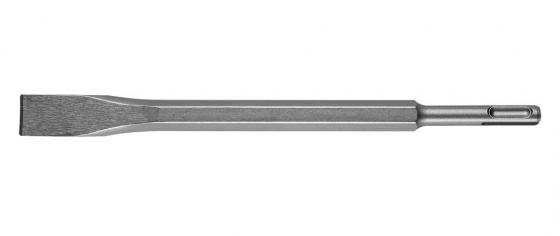 Зубило плоское Stayer 29352-20-250 зубило плоское stayer professional узкое для перфораторов sds plus 20х250мм 29352 20 250