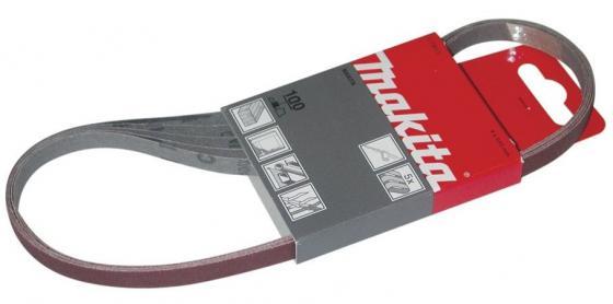 Лента шлифовальная Makita P-39469 9х533 К100 шлифовальная машина makita bo5030