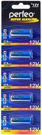 Батарейки Perfeo 27A/5BL MN27 5 шт щипцы braun st 550 mn чёрный