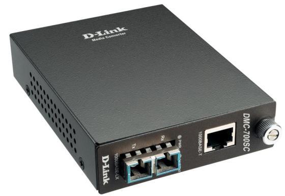 Медиаконвертер D-LINK DMC-700SC/B9A