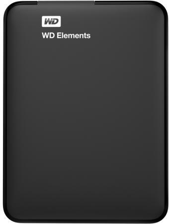 Внешний жесткий диск 2.5 USB3.0 3 Tb Western Digital Elements SE Portable WDBU6Y0030BBK-EESN черный 2 5 usb3 0 1 tb western digital elements portable wdbuzg0010bbk eesn