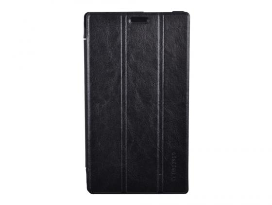 Чехол IT BAGGAGE для планшета LENOVO Tab 2 A7-20 7 ультратонкий черный ITLN2A725-1 аксессуар чехол для lenovo tab 2 a7 30 7 0 it baggage black itlna7302 1