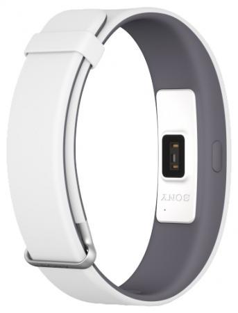 Браслет Sony SmartBand 2 SWR12 белый sony sony smartband swr122 indigo