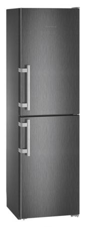 Холодильник Liebherr CNbs 3915-20 001 черный двухкамерный холодильник liebherr cnbs 4315