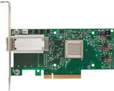 Сетевой адаптер Mellanox MCX415A-CCAT 10/100Mbps