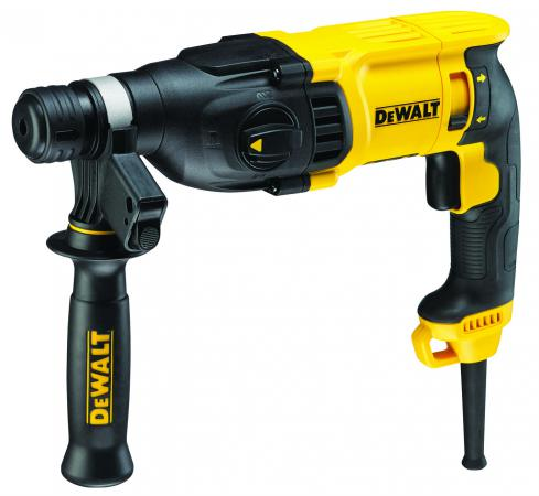 Перфоратор DeWalt D 25133K SDS-Plus 800Вт перфоратор sds plus dewalt d 25323к