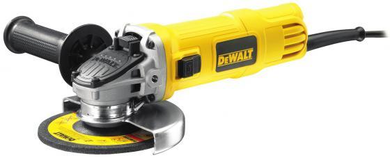 Углошлифовальная машина DeWalt DWE 4151 125 мм 900 Вт цена 2017