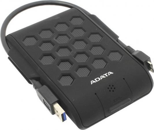Внешний жесткий диск 2.5 USB3.0 1Tb A-Data HD720 AHD720-1TU3-CBK черный жесткий диск a data classic hv100 1tb usb 3 0 black ahv100 1tu3 cbk