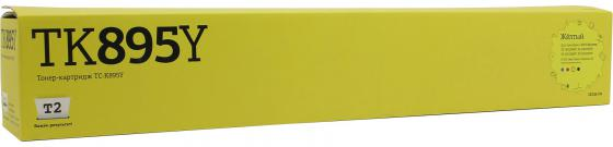 Картридж T2 TC-K895Y для Kyocera FS-C8020/C8025/C8520/C8525 желтый 6000стр