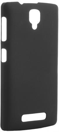 Чехол-накладка Pulsar CLIPCASE PC Soft-Touch для Lenovo A1000 (черная) аксессуар чехол накладка lenovo a1000 pulsar clipcase pc soft touch black pcc0174