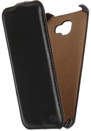 Чехол-флип PULSAR SHELLCASE для Samsung Galaxy A7 2016 (черный) стоимость