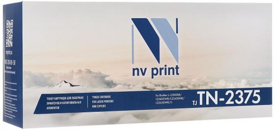 Картридж NV-Print TN-2375T для Brother HL-L2300/2305/2320/2340/2360 черный 2600стр ark benefit u2 dual black