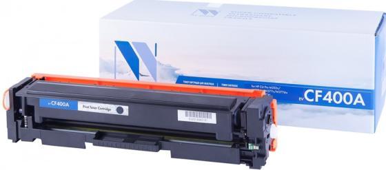 Фото - Картридж NV-Print CF400A для HP LaserJet Color Pro M252dw | MFP-M277dw 1500стр Черный картридж nv print cz192a для hp laserjet pro m435nw черный 12000стр