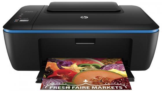 МФУ HP DeskJet Ink Advantage Ultra 2529 K7W99A цветное A4 19/15ppm 600x600dpi USB 99 10 19